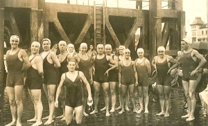Concurso natación año 1923