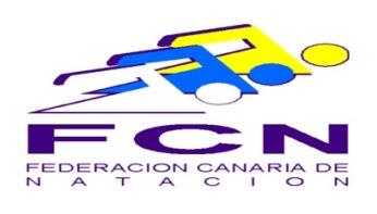 Logo de la Federación Canaria de Natación