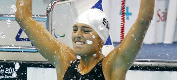 Michelle Alonso Paralimpicos Londres 2012