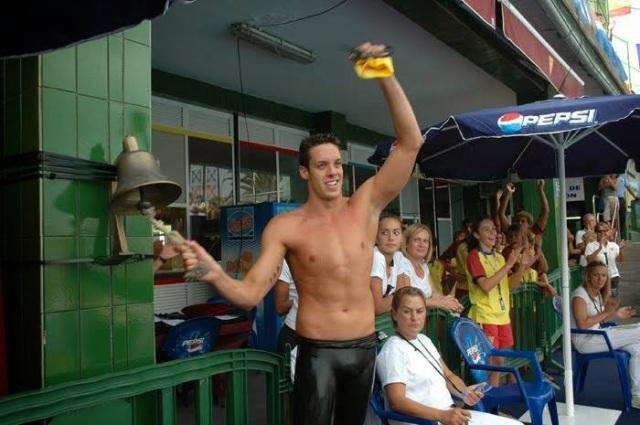 Carlos Leñador record españa 200 metros mariposa 2009