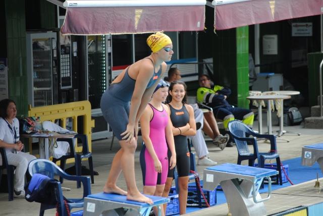 Campeonato Regional Absoluto de Natación Verano 2016