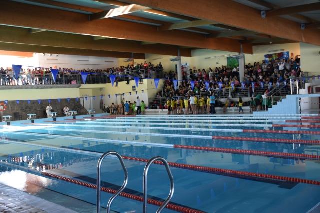 Piscina Municipal Agaete. 2ª Jornada Liga Insular