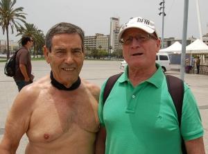 Natación. Nadadores de Travesias Canarias