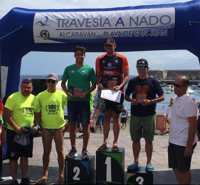 natación. Travesía Alcaravan Podimun 2.500m – Masculina