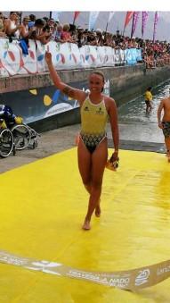 natación . Veronica Navarro
